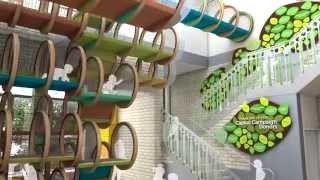 KidsQuest Children's Museum Fly Through Video