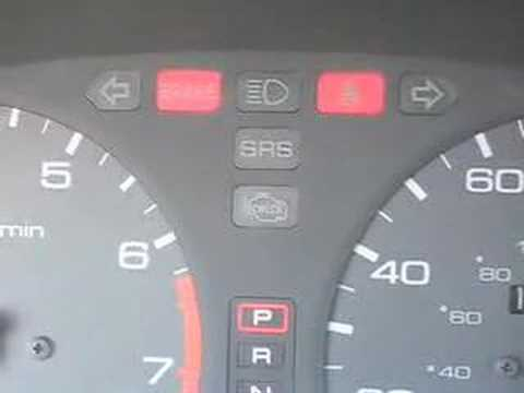 Check Engine Light Error Code Reading
