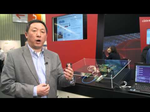 Audio Streaming over Automotive Ethernet Demo using Cadence Tensilica IP
