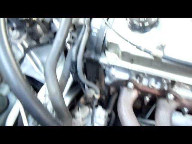 DSM 2.4 engine Knock - Mitsubishi engine ... - YouTube