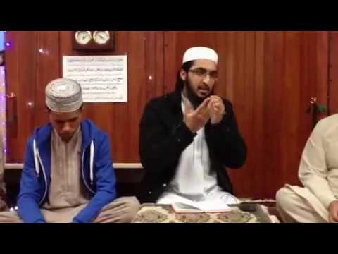 Hafiz Ahsan Amin Tera Kya Banega Bande video