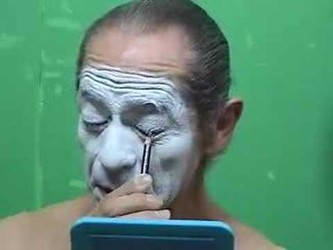 Po Mime One Finger Make-up