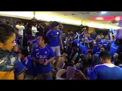 Chelsea Champion UEL 2013 Malaysia Blues Army Part 07