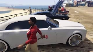 Small Car Meet w/ Friends | GTA V Online