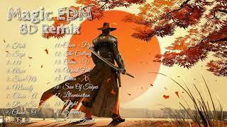 Nhạc ma thuật EDM 8D Remix(nhớ đeo tai nghe vào nhé)