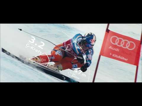 Physics of Racing - Kitzbühel, Streif - Mausefalle