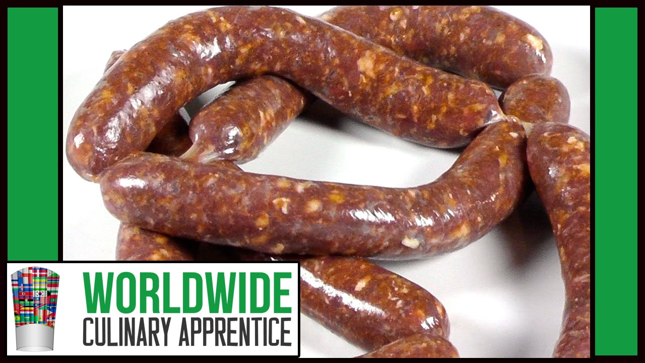 to Make Merguez Step By Step-Spicy lamb Sausage Recipe-Beef Sausage ...
