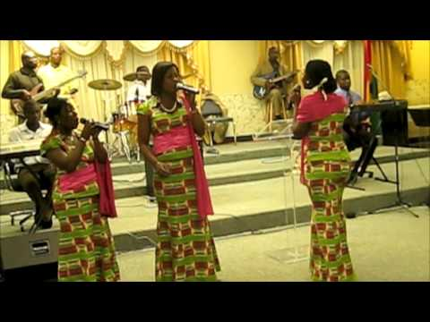 Live Gospel Music Night, Featuring Elder Mireku From Ghana video