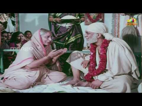 Sai Baba returning to life - Sri Shirdi Saibaba Mahathyam movie...