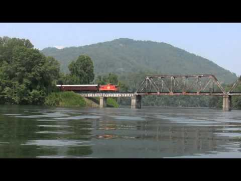 Visit Bryson City, North Carolina, in the Great Smoky Mountains