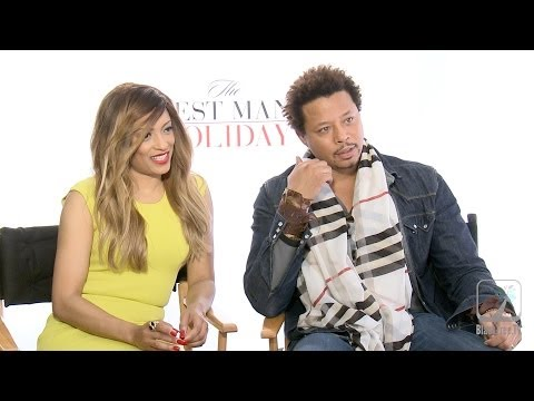 Terrence Howard and Melissa De Sousa on 'sexting' and The Best Man Holiday