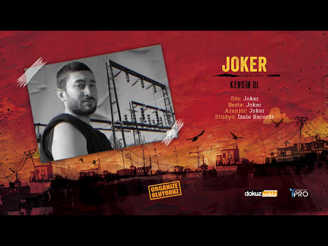 Joker - Kendin Ol (Official Audio)