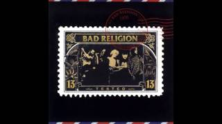 Watch Bad Religion Tested video