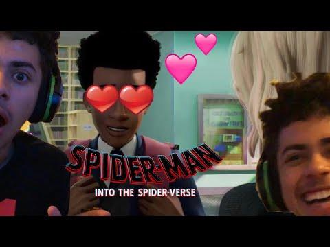 SPIDER-GWEN X Miles Morales!? (Post Malone Swae Lee - SUNFLOWER (SPIDER-MAN: INTO THE SPIDER-VERSE)