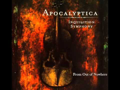 Apocalyptica - From Out Of Nowhere
