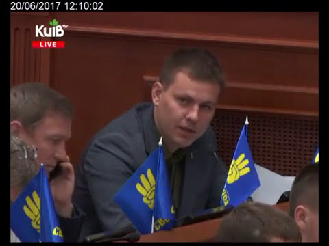 "Як ""Свобода"" боролась за ""Київенерго"": фрагменти сесії Київради"