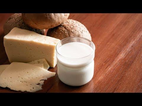 Россия запретила ввоз молока из Беларуси | НОВОСТИ