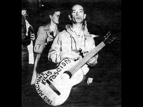 Woody Guthrie - Jesus Christ
