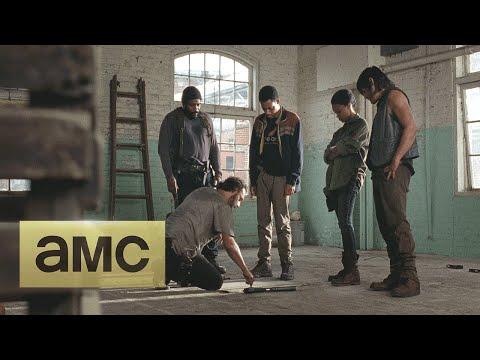 (spoilers) Inside Episode 507: The Walking Dead: Crossed video