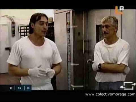 Reportaje del Centro penitenciario de Alhaurin de la Torre por Localia