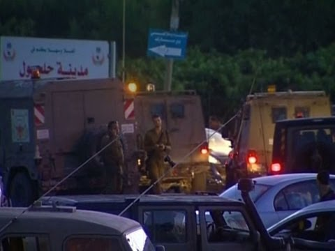 Raw: Israel Finds Bodies of Kidnapped Teens