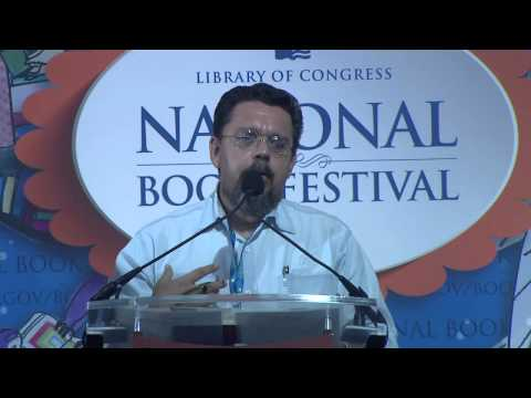 Eric Gansworth: 2013 National Book Festival