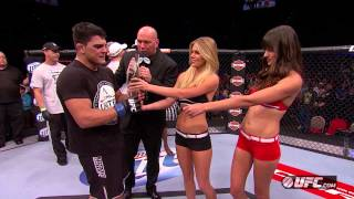 TUF 17 Finale: Kelvin Gastelum Post-Fight Interview