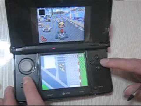R4i Gold 3DS Activity Log Recorded in Nintendo 3DS.flv - YouTube