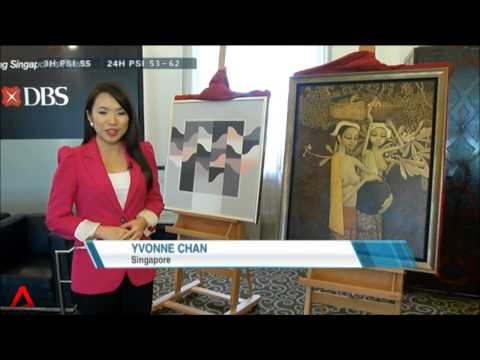 SINGAPORE: Launch of renamed National Gallery Singapore and new logo