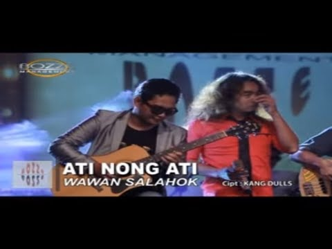ATI NONG ATI - WAWAN SALAHOK [ OFFICIAL KARAOKE MUSIC VIDEO ]