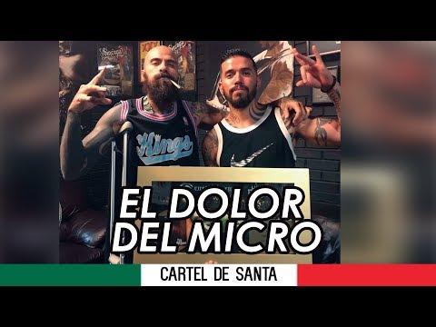 Cartel De Santa Ft. Julieta Venegas - El Dolor Del Micro.(Con Letra)!