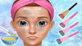 Princess Makeup Salon - Play Fun Dress Up Makeover Makeup Games For Girls To Play