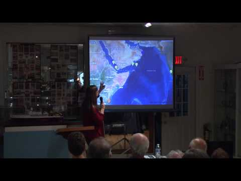 March 10, 2015 History Lecture: Purging the Seas: Government Reaction to Piracy, 1600-2015