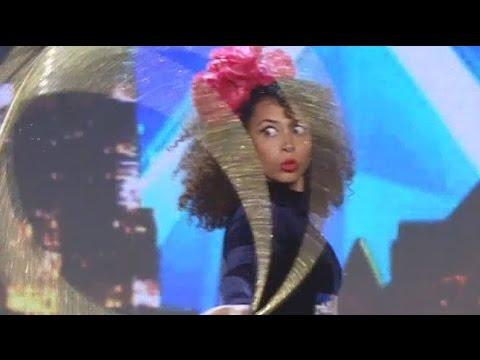 Arabs Got Talent - الصومال - Marawa The Amazing