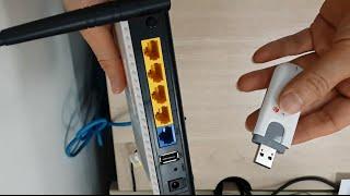 Tenda 3G611R+ 11N Wireless N 3G Router W APN Functionality