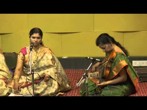Music Season2013-My Take 06-Vishnubhatla Sisters -O Rangasayee!