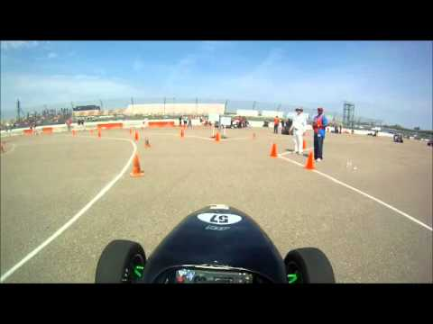 YC Racing FSAE Skidpad