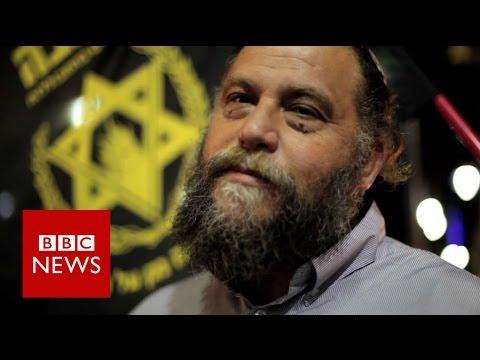 Jerusalem Jewish group's anti-Arab patrol - BBC News