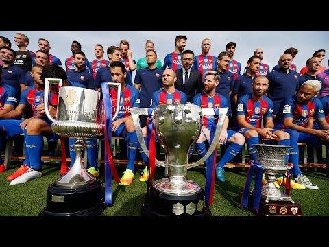 Reapareció Messi en el Barcelona