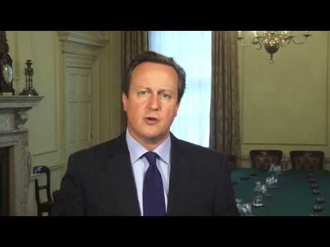 Ramadan 2014: message from David Cameron