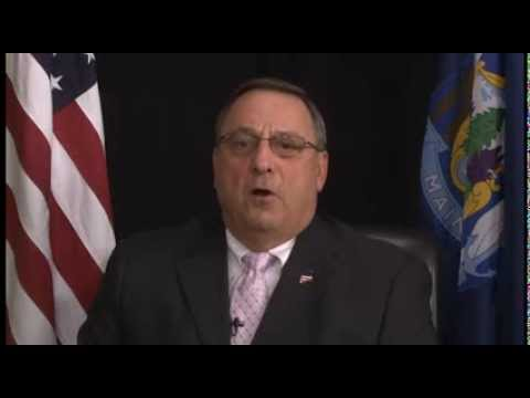 Weekly Message from Governor Paul R. LePage