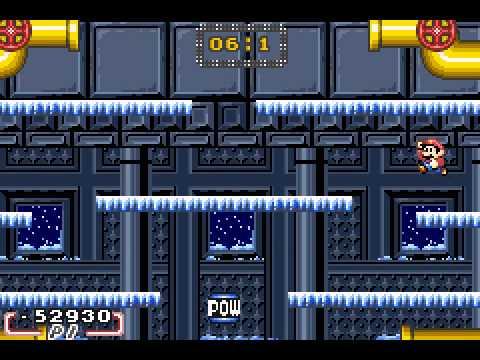Super Mario Advance 2 - Super Mario World - Super Mario Advance 2 -Classic Mode Going for 100k - User video