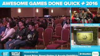 Resident Evil HD Remaster by Carcinogen in 1:35:30 - Awesome Games Done Quick 2016 - Part 21
