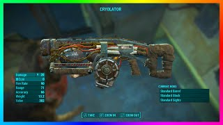 Fallout 4 - How To Start The Game With One Of The Best & Rarest Weapons! (Fallout 4 Gameplay)