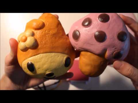 Silly Squishy Diy : NEW Daiso Squishies Review How To Save Money And Do It Yourself!