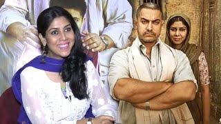 Aamir Khan's Wife In DANGAL Movie - Sakshi Tanwar's Interview