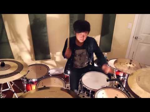 Joseph - Paramore - Ignorance Drum Cover video