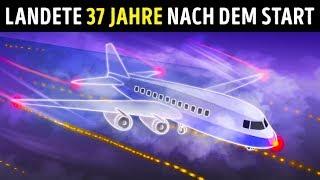 Ein Flugzeug Verschwand Und Landete 37 Jahre Später