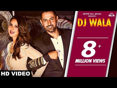 DJ Wala (Full Song) Gippy Grewal | Sukh E | Jaani | Carry On Jatta 2 | White Hill Music