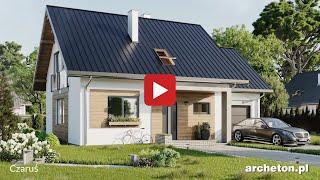 Projekty domów od 150 do 170 m2